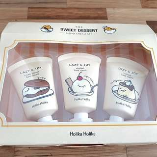 Holika Holika Sweet Dessert Hand Cream Set