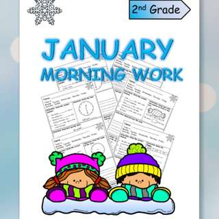 K2 January Worksheet - pdf