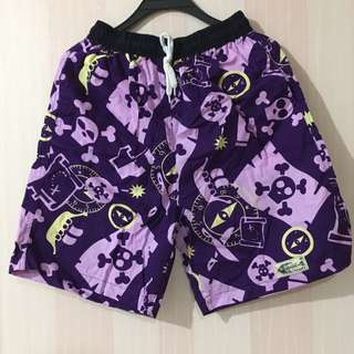 Purples Beach Shorts