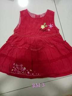 baby Girls dressing