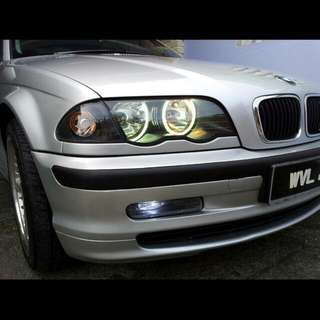 2001 BMW E46 325i Immaculate Conditions