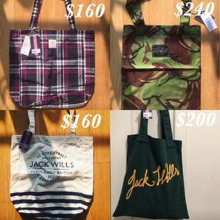JACK WILLS  TOTE