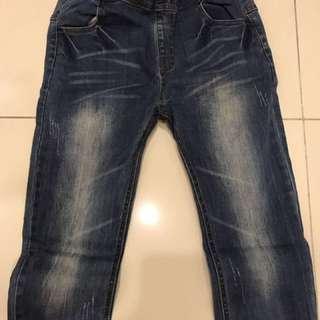 Boy's long jean pant