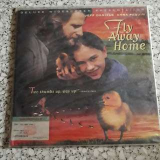 Fly Away Home LaserDisc