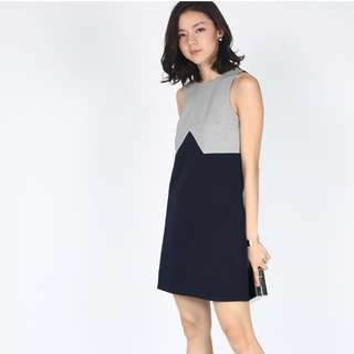 Bnwt Love Bonito LB Osla Contrast Shift Dress