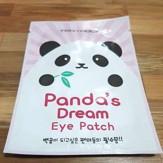 Panda's Dream Eye Patch