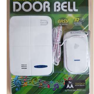 Wired Digital Door Bell