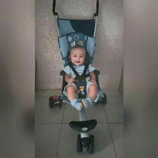 Stroller Isport