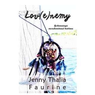 Ebook Lov(e)nemy: Selamanya mendominasi hatimu - Jenny Thalia