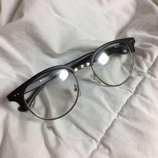 ulzzang korean fake glasses