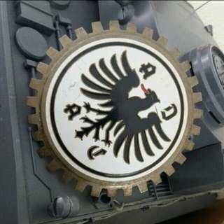 古董德國汽車会章