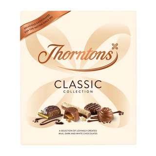 Throntons Classic chocolate