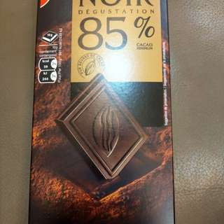 德國 85% 黑巧克力