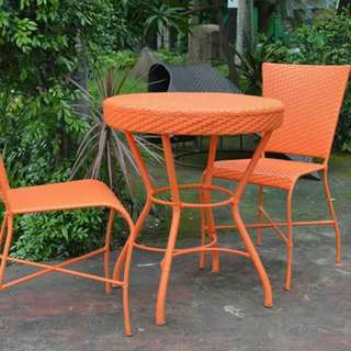 SYNTHETIC RATTAN FURNITURES