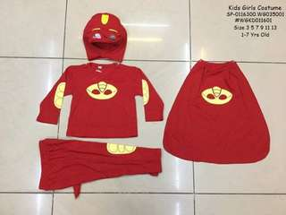 Kids costume size : 3 5 7 9 13 ⚛️1-7 yrs old