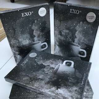 [Ready Stock] EXO Universe Album