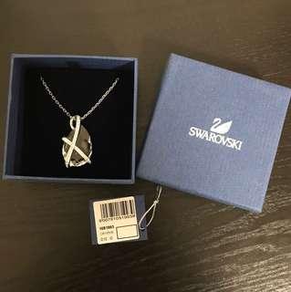 SWAROVSKI - 水晶吊飾脛鍊