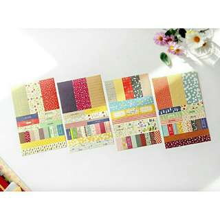 ONHAND: DECOR STICKERS (8 sheets)