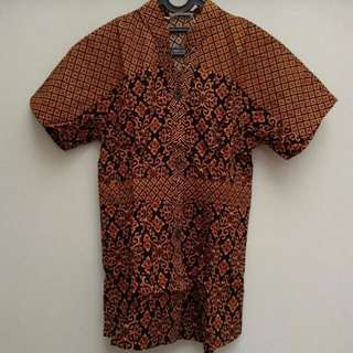 Batik Keris Coklat
