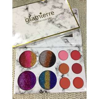 GLAMIERRE RAINBOW YOUR EYES EYESHADOW