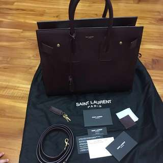 Authentic BN YSL Saint Laurent Sac De Jour Small