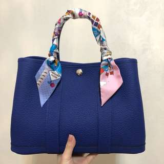 Hermes GP30 blue electric