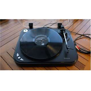 Lenco L-84 USB Record Player with USB Connexion, turntable