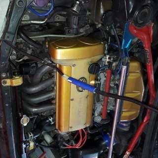 BISMILLAH...toyota corolla ee100 1992 engine 1.6 20v