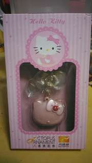 全新 Hello Kitty Octopus 未開封 八達通 限定版 配飾 2007