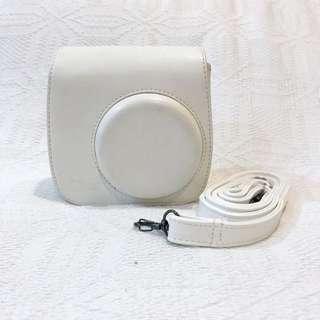 Instax Mini 8 Leather Case (White)