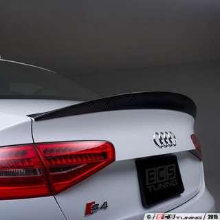 Audi A4 S4 B8 / B8.5 trunk spoiler (Enlaes style)