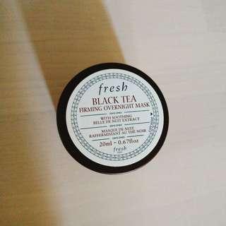 FRESH Black Tea Firming Overnight Mask 20mL 紅茶晚間緊緻面膜