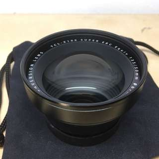Fuji Fujifilm TCL-X100 50mm Teleconverter Lens