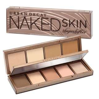 Urban Decay Brand New Naked Skin Contour Palette