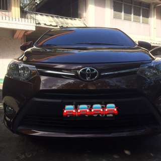 Toyota Vios 1.3E AT