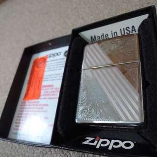 Zippo Venetian Stripes