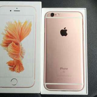 Iphone 6S 16gb Mulus Fullset Space Grey / Gold / Silver / RoseGold
