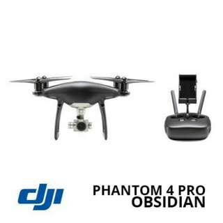 DJI Phantom 4 Pro Obsidian Cash-Kredit Tanpa CC