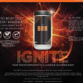 BRN helps to reduce body weight faster