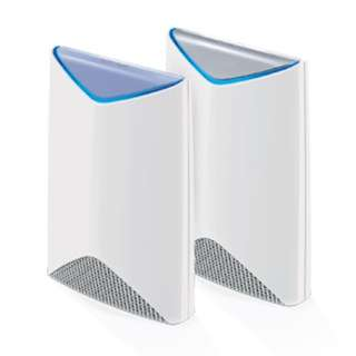 Netgear Orbi Pro Tri-band WiFi System (SRK60) AC3000 pack of 2