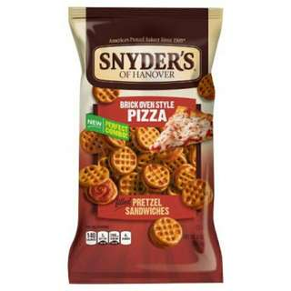 Snyders Pretzel