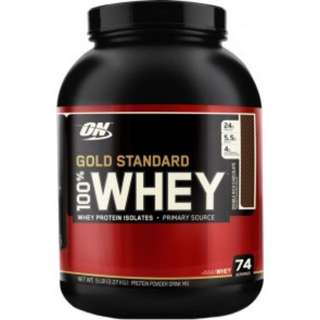 ON (5LB) GOLD STANDARD 100% WHEY