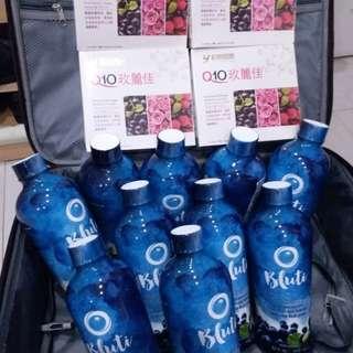 Bluti 健康藍莓汁