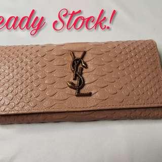 (Ready Stock!) YSL Wallet