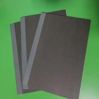 Muji Grid notebook