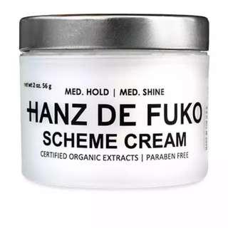 Hanz De Fuko Scheme cream hair styling