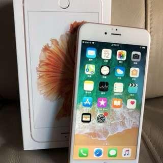 Iphone 6s plus 64g rose