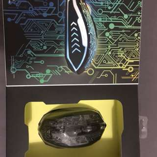 Gaming mouse (X-Craft Tron 5000)