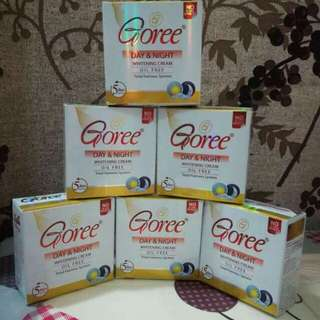 GOREE DAY AND NIGHT CREAM (cream only)