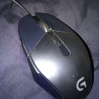 平放g302電競滑鼠